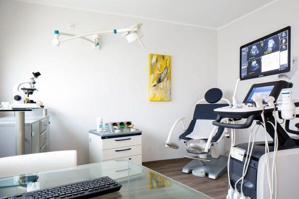 Unsere Praxisräume | Behandlungsraum